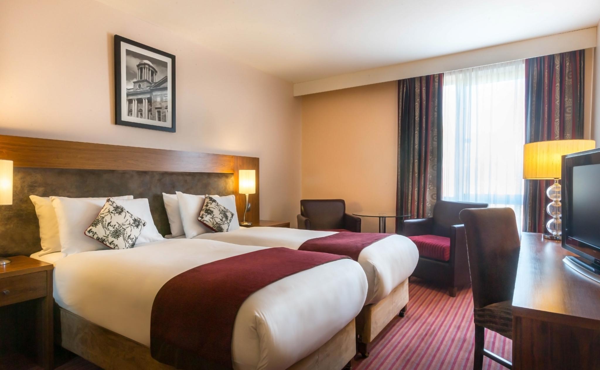 Twin Room (Maldron Hotel Parnell Square Dublin)