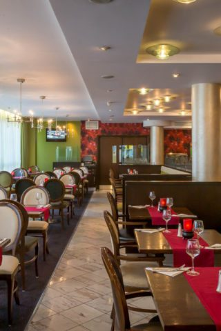 Maldron Dublin City Centre Hotel Restaurant