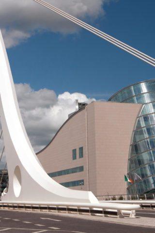 Convention Centre in Dublin