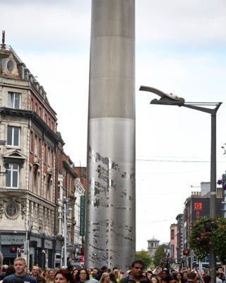 The Spire Dublin City