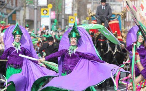 St. Patricks Festival Dublin