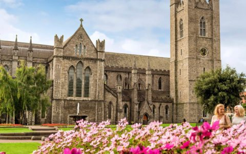 St. Patricks Cathedral Dublin City